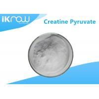 Buy cheap 99% Creatine Pyruvate Supplement Raw Material CAS 55965 97 4 White Powder product