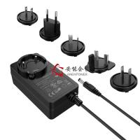 Buy cheap UL FCC Approval Power Supply 48 Watts 12V4A 24V2A Adjustable Swtiching Power Adapter product