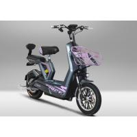 Buy cheap Pedal Assisted Electric Bike With Suspension / Electric Pedal Assist Bike product
