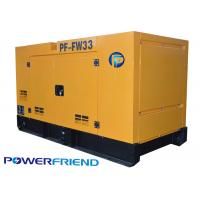 Buy cheap FAWDE 30kva Diesel Power Generator 3 Phase Diesel Genset For Home Use product