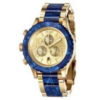 Buy cheap nixon chrono the newton gold and black watch online store only $29.99 from wholesalers