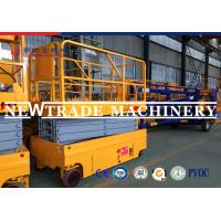 Buy cheap Good After Service For Mobile Hydraulic Lifting Platform With ISO90001 / CE from wholesalers