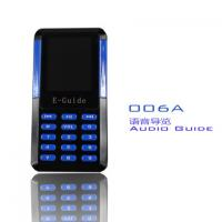 Buy cheap 006A Mini Audio Guide Device 8 Languages Handheld Electronic Tour Guide Systems product