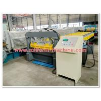 Buy cheap Automatic Corrugated Aluminium Roofing Sheet Bending and Cutting Machine product
