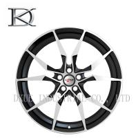 Buy cheap High Profile Forged Racing Alloy Wheels 20 Inch / Black Chrome Wheels For from wholesalers