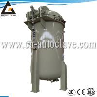Buy cheap automatic vulcanizing autoclave with touch screen product
