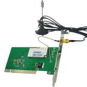 Buy cheap PCI HSDPA Wireless Modem with Linux Drivers product