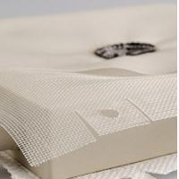 Buy cheap Laser Cutting of Filter Cloth Fibreglass Nonwoven PP Filter Mats Filtration Media product