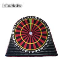 Buy cheap cheap inflatable childrens velcro dart board with sticky balls for sale product