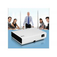 Buy cheap 3D Android Smart WIFI LED Projector For Home Office School 3000 Lumens Brightness product