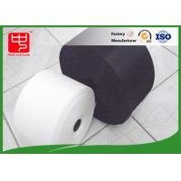 Cheap Plastic hook and loop cable tie roll super thin hook heat resistance wholesale