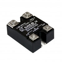 Buy cheap Electromagnetic  500v μS Off Single Phase SSR 40a product