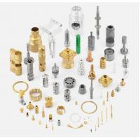 Buy cheap Aluminium 6061 - T6 Precision Turned Parts Centreless Grinding Customized Sizes product