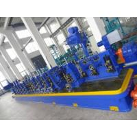 Buy cheap Low Carbon Steel Round / Square / Rectangular Tube Mill Line I.D Φ450-Φ550mm product