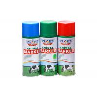 Buy cheap Eco Friendly Acrylic Washable Sheep Marker Spray Tail Paint For Cows product