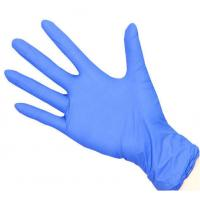 Buy cheap Non Sterile Disposable Medical Glove Puncture Resistance Strong Tensile Strength product
