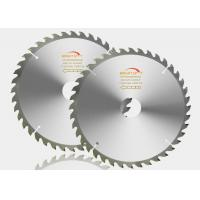 Buy cheap Trimming Wood TCT Saw Blade 200x40Tmm With Alloy Steel / CrN Finishing product