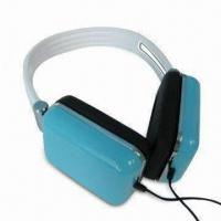DJ Headphone with 2.2m Cord Length and 30mm Speaker Diameter and Soft Ear Pads