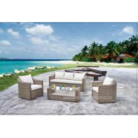 Buy cheap Outdoor Garden Patio Seating Sets PE Rattan / Wicker Deep Seating Furniture product