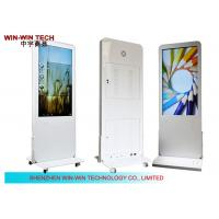 """Buy cheap 47"""" Four Wheels LCD Advertising Digital Signage from wholesalers"""