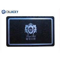 Stainless Steel High End Metal Business Cards with Contactless / Contact Chip