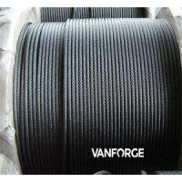 Buy cheap 7x7 High Breaking Load SS Wire Rope , Stainless Steel Strand For Marine Industry product