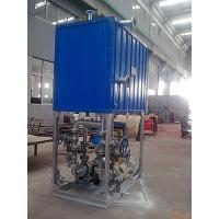 Buy cheap Industrial Hot Oil Electric Thermal Oil Boiler 30kw , High Heat Efficient product