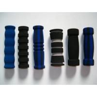 Buy cheap Vertical Stripes Eva Foam Grips Grade B Density Excellent Anti Tensile Strength product
