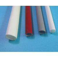 Buy cheap Durable Silicone Rubber Fiberglass Sleeving UL224 VW-1 Flame Retardancy product