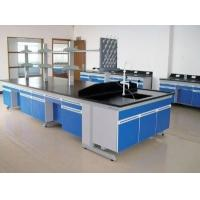 Buy cheap Lab Steel And Wood Tables Medical Lab Table Lab Furniture Equipment With Cabinet Storage product