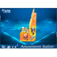 Buy cheap Kids Coin Pusher Subway Parkour Joystick Controlled Amusement Game Machines product