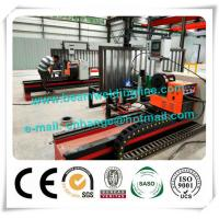 Buy cheap Automatic H Beam Welding Line , Corrugated Web Beam Welding Machine from wholesalers