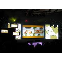 China P4 Indoor Full Color Led Display , HD LED Screen For Wedding / Party / Activities Stage on sale