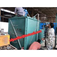 Buy cheap Car Oil Vacuum Distillation System,Used Engine Oil Recycle,Waste Motor Oil Refinery,Oil Recycling Machine product