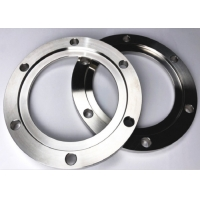 Buy cheap 100inch A105 Galvanized Carbon Steel Flanged Fittings A182F317 product