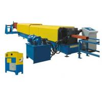 Buy cheap High efficiency pipe roll forming machine suitable 0.4-1.0mm colored steel sheet product