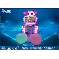 Buy cheap Lovely Cow Ticket Redemption Game Machine With CE Certificate product
