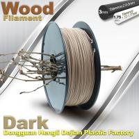 Buy cheap Professional 3D Printer Wood Filament 1.75mm 3mm Material For 3D Printing product