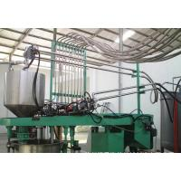 Buy cheap Continuous Foaming Flexible Foam Production Line Horizontal For Mattress / Pillow product