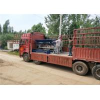 Quality 220V Welded Wire Mesh Machine For Wire Mesh Panel / Mesh Fencing Machine for sale