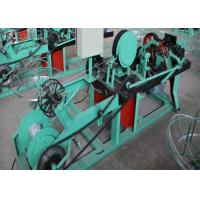 Buy cheap Custom Twisting Barbed Wire Making Machine High Output For National Border Lines product