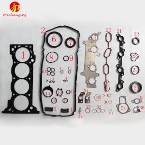 Cheap FOR TOYOTA HILUX III Pickup 2.7 2TRFE Metal Overhaul Gasket Engine Rebuilding Kits Full Set Engine Gasket 04111-75802 wholesale