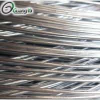China Comptitive Price High Quality and Tensile Strength Q195 2.0-4.5mm Galvanized Wire For Bucket Handle on sale