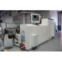 Buy cheap Profile / Tube Blue Single Screw Extruder Machine Automatic SJ45 / 33 Model from wholesalers