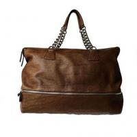 Buy cheap Practical PU Stylish cute designer Beige Ladies Fashion Handbags with 48x23x8cm product
