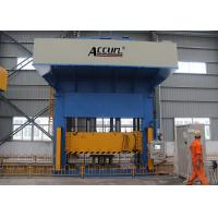 Buy cheap 500 Ton H Frame Deep Drawing Hydraulic Press Machine For Doors And Windows from wholesalers