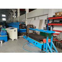 Buy cheap New Type Self-locked / Self-seamed Box Beam Roll Forming Machine , Size Adjustable product