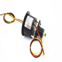 Buy cheap Gas Liquid Transmission 380VAC IP65 Air Rotary Slip Ring product