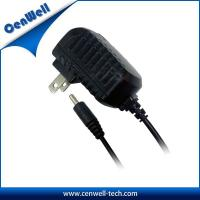 Buy cheap cenwell horizontal 5V1.2A ac adapter CE FCC UL RoHS approval product