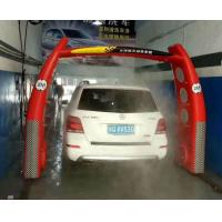 Buy cheap Fully Automated Rollover Touchless Car Washing Machine, Brushless Car Cleaning Equipment product